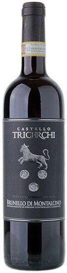 Brunello di Montalcino Castello Tricerchi DOCG 2013  RP-91+ Pts.