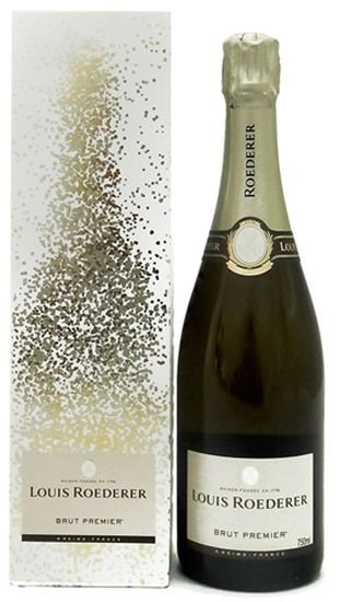 Champagne Louis Roederer Brut Premier WS-92 Pts.