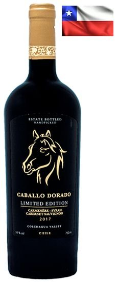 Caballo Dorado Limited Edition 2017