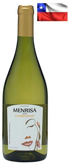 Menrisa Chardonnay 2018