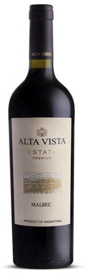 Alta Vista Premim Malbec 2017 JS-92 Pts.