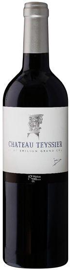 Château Teyssier Saint-Émilion Grand Cru 2015 JS-92Pts