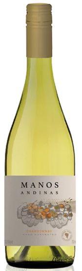 Manos Andinas Reserva Chardonnay 2018