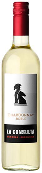La Consulta Chardonnay Roble 2018