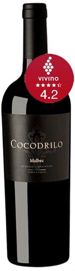 Cobos Cocodrilo Malbec 2019