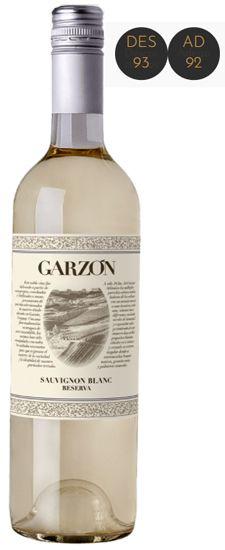 Garzón Reserva Sauvignon Blanc 2020  DS - 93 Pts.