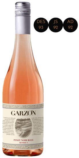 Garzón Reserva Pinot Noir Rosé 2020  DS - 93 Pts.