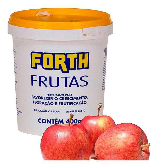 Fertilizante Para Frutas Forth Adubo Para Frutificação 400g