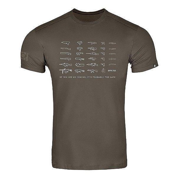 Camiseta Concept Arsenal - INVICTUS