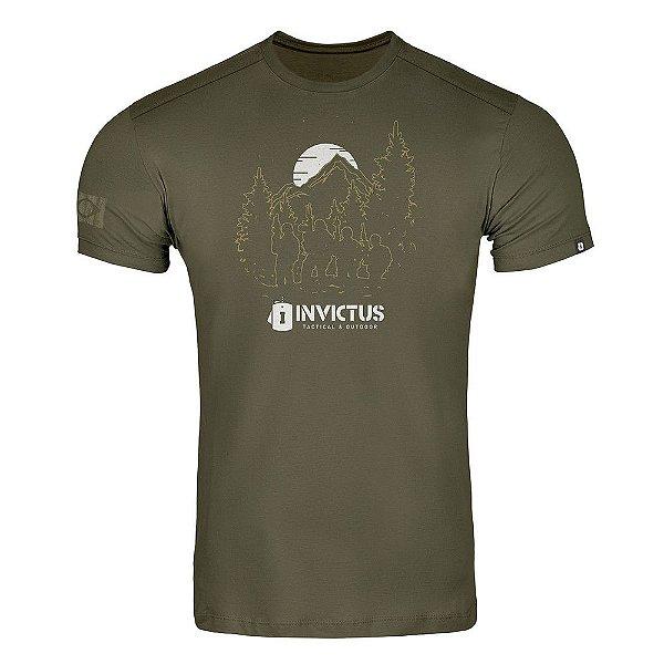 Camiseta Concept Troop - INVICTUS