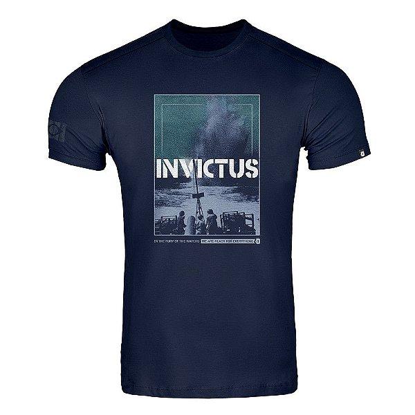 Camiseta Concept Armada - INVICTUS
