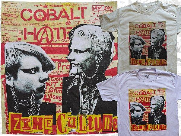 Cobalt Hate zine + Punks 77