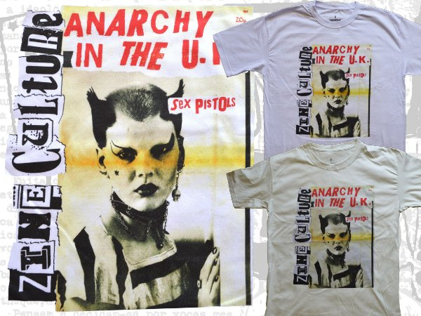 Anarchy In The UK zine