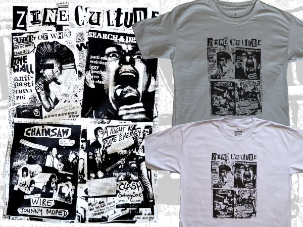 Fanzines Guilty of What + Search & Destroy + Chainsaw