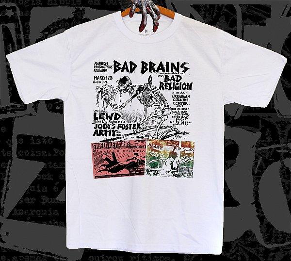 Bad Brains + Stiff Little Fingers + Uk Subs