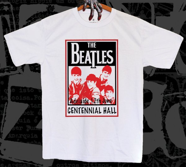 Beatles live in Adelaide