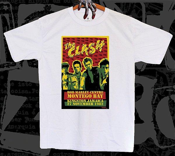 The Clash - Live in Jamaica