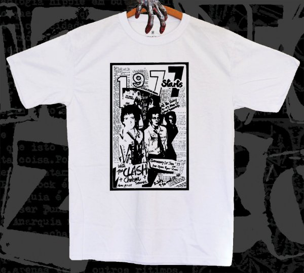 The Clash - 1977