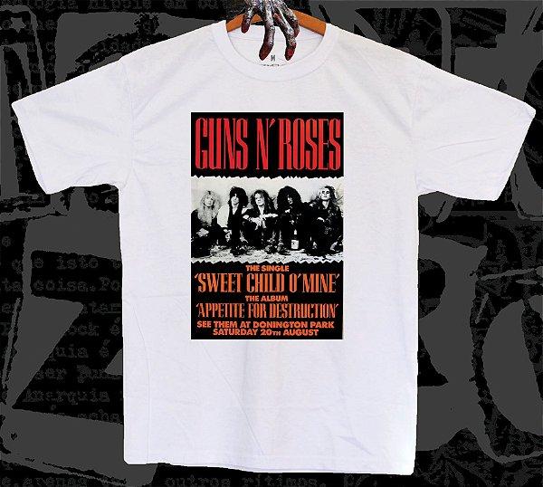 Guns N'Roses at Donington Park