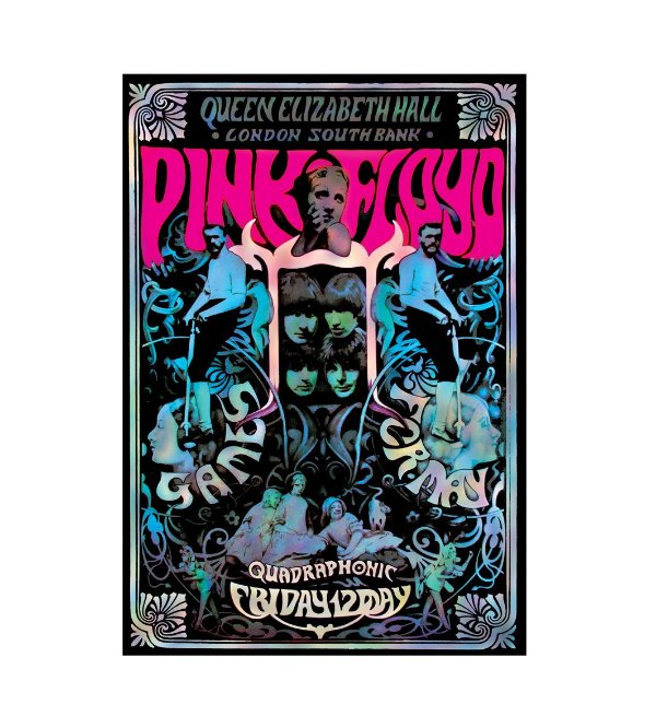 Pink Floyd - Queen Elizabeth Hall