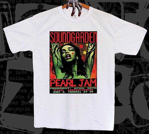 Soundgarden + Pearl Jam
