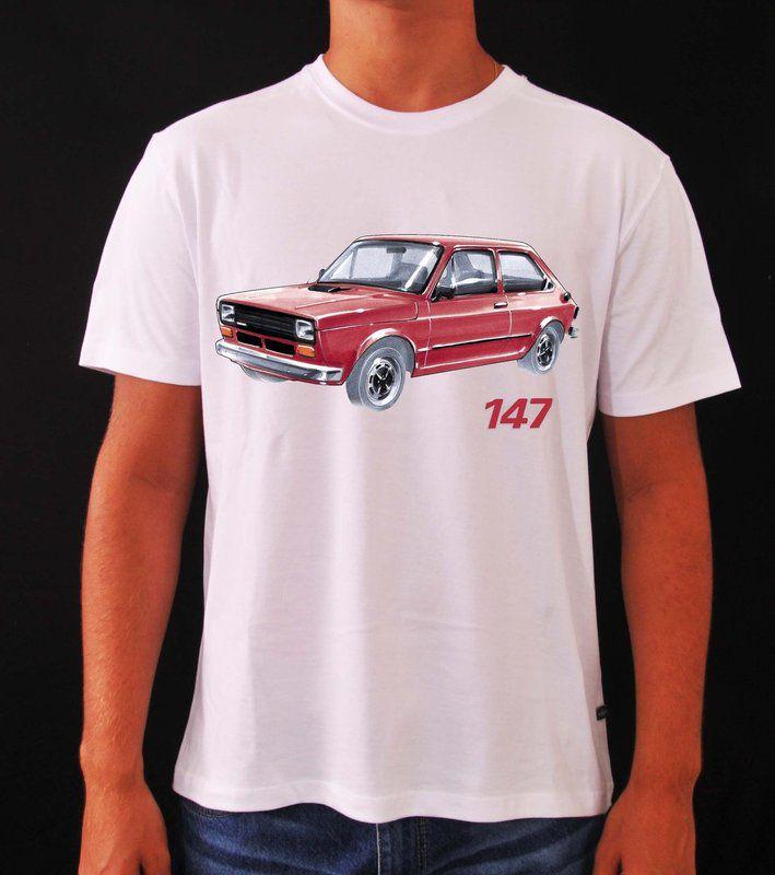 Camisetas Fiat 147