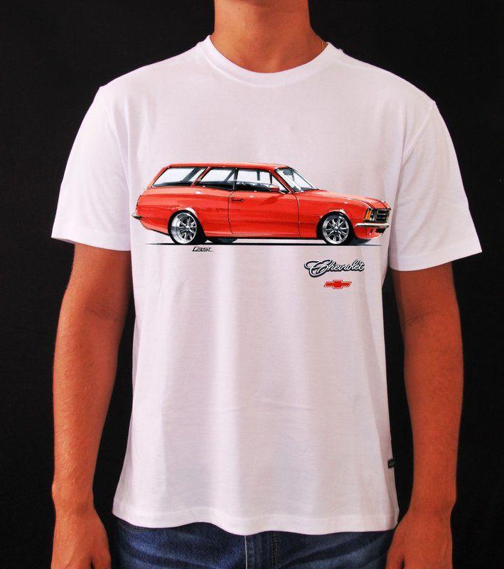 Camisetas Chevrolet Caravan