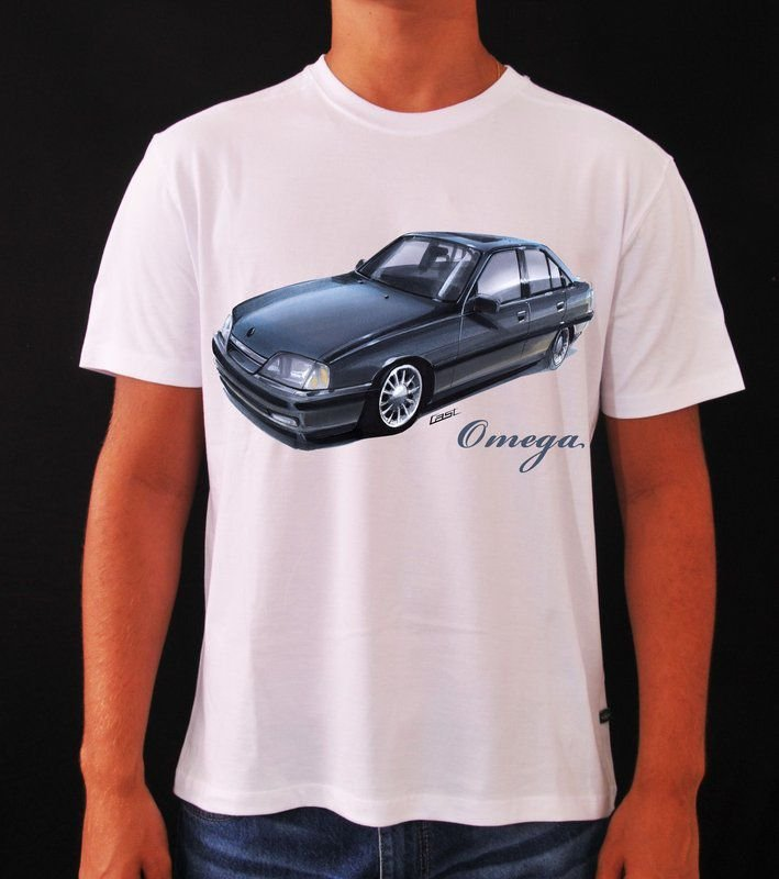 Camiseta Chevrolet Omega