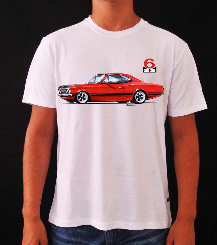 Camiseta Chevrolet Opala SS6