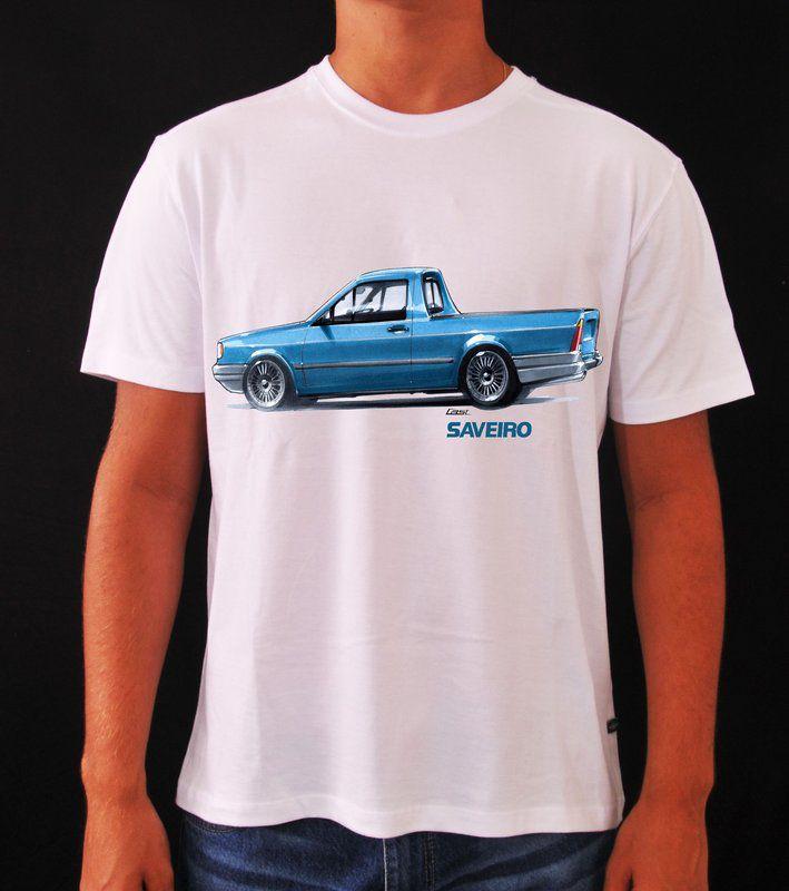 Camiseta Volkswagen Saveiro