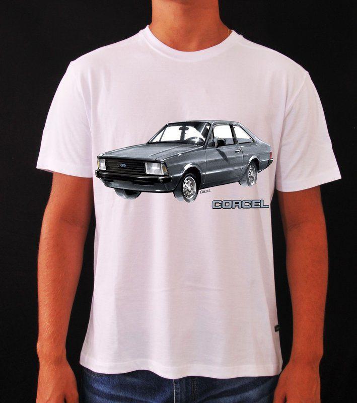 Camiseta Ford Corcel
