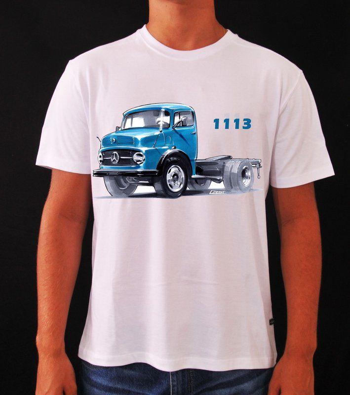 Camiseta Mercedes 1113