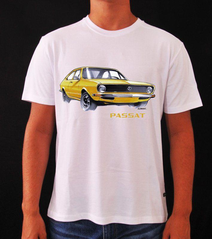 Camiseta Volkswagen Passat