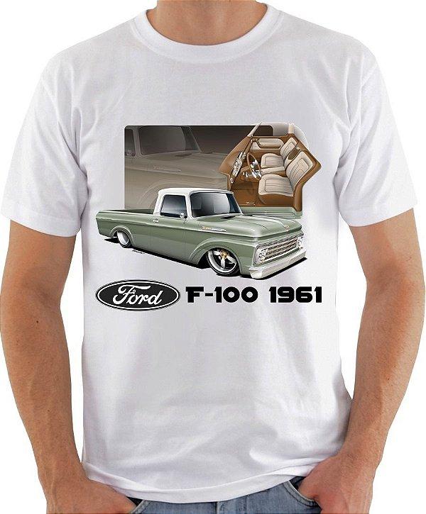 Camiseta Ford F100 1961