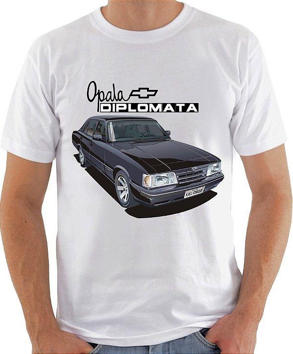 Camiseta Chevrolet Opala Diplomata