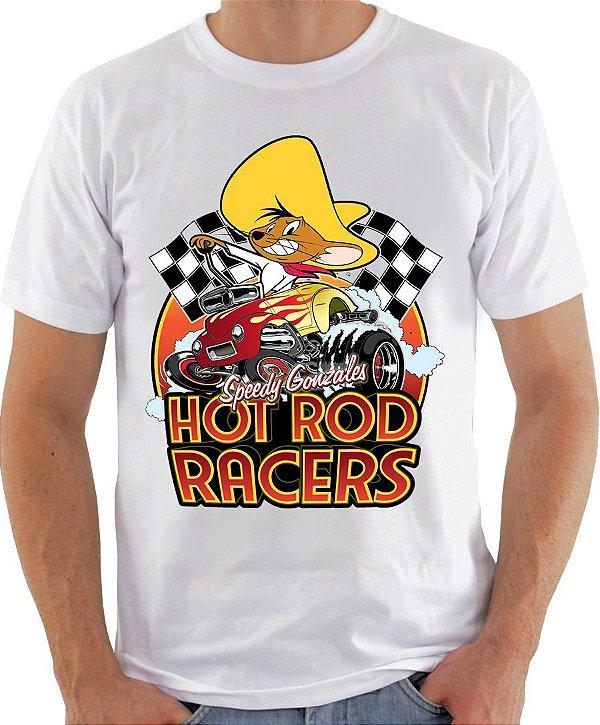 Camiseta HotRod Racers