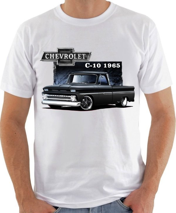 Camiseta Chevrolet C10 1965