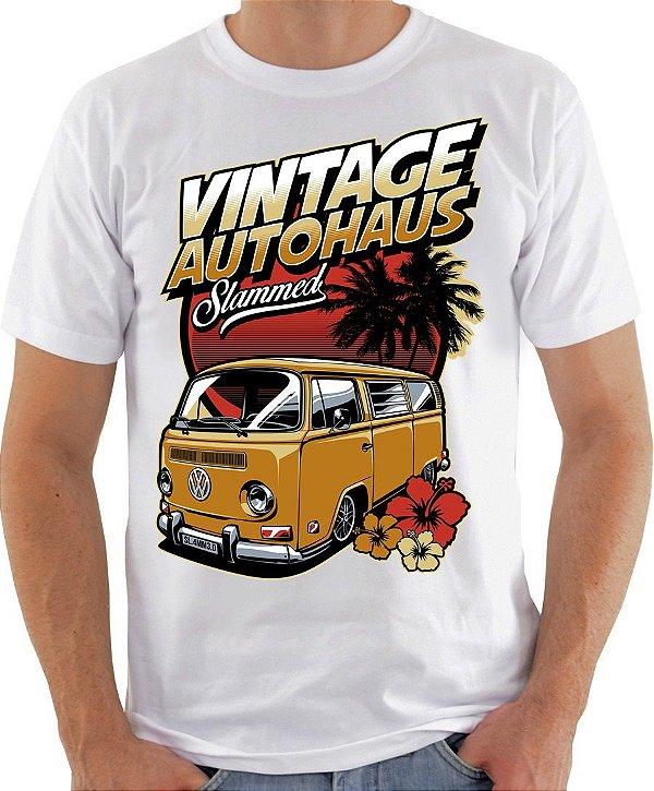 Camiseta Volkswagen Kombi Vintagehaus