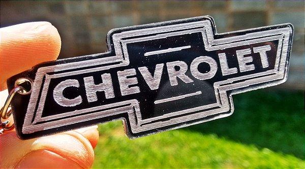 Chaveiro Chevrolet Acrílico