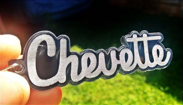 Chaveiro Chevette Acrílico
