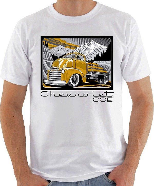 Camiseta Chevrolet COE