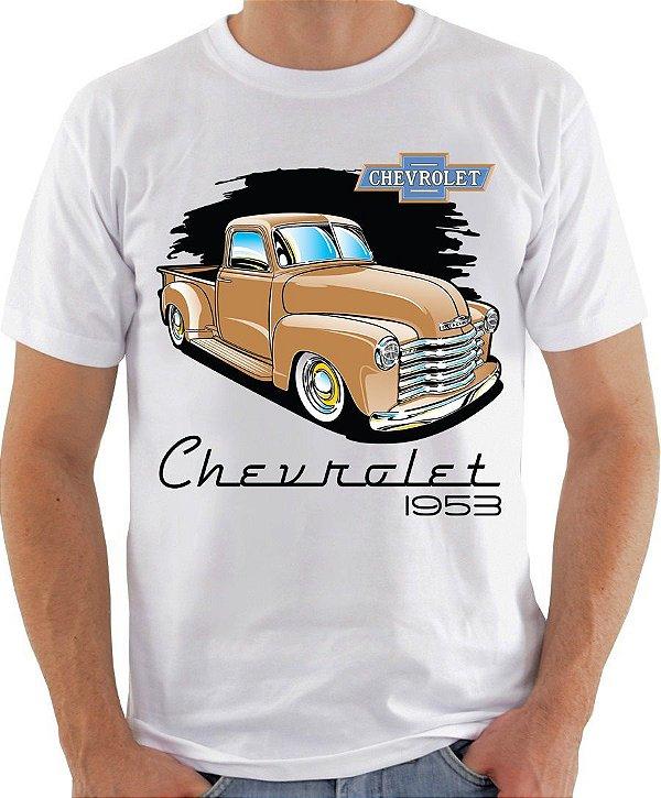 Camiseta Chevrolet Pick Up 1953