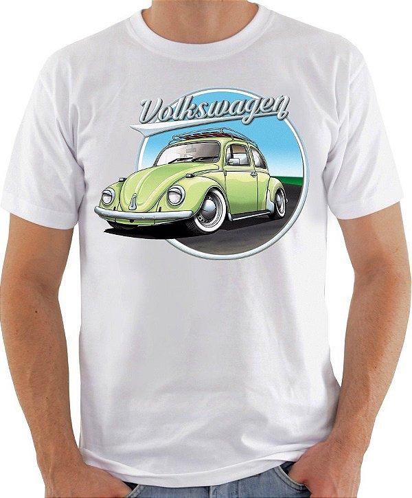 Camiseta Volkswagen Fusca Califórnia