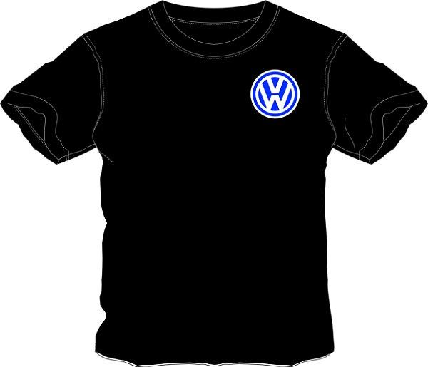 Camiseta Família Apzeiros Preta VW