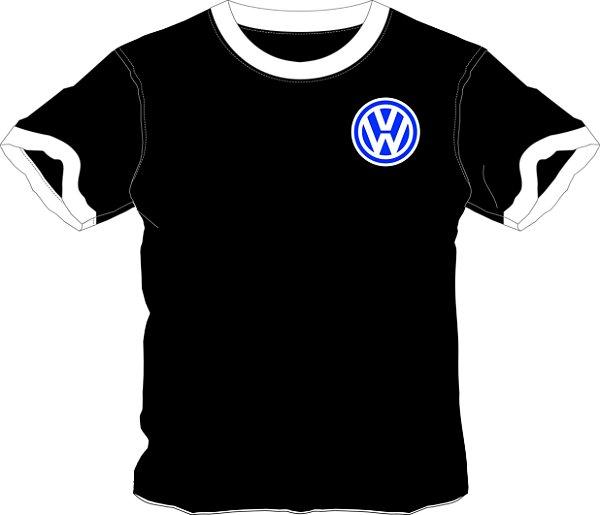 Camiseta Família Apzeiros Preta VW B