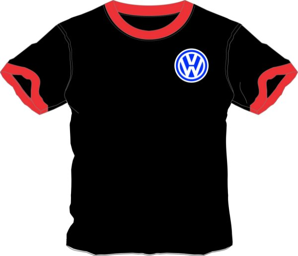 Camiseta Família Apzeiros Preta VW V