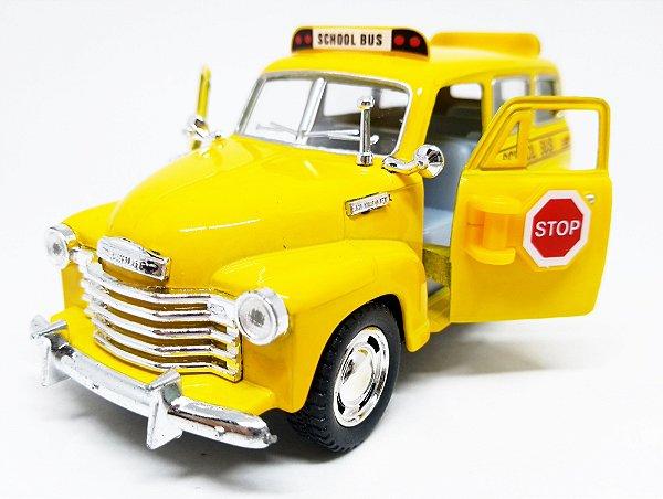 Chevrolet Suburban 1950  Escolar - Escala 1/36 - 12 CM
