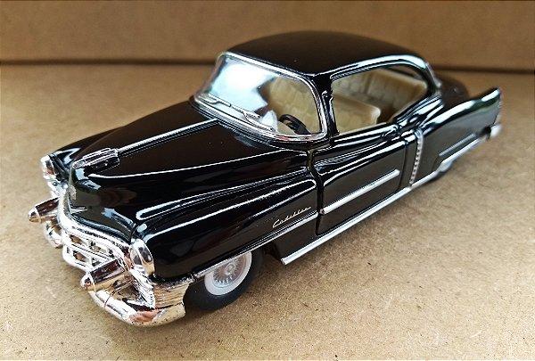 Cadillac Eldorado 1953 Preto - Escala 1/43 - 13 CM