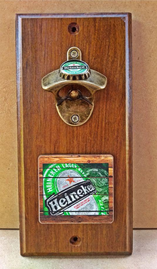 Abridor de Garrafa Heineken Vintage