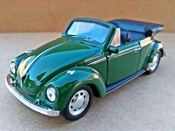 Volkswagen Fusca Conversivel - Escala 1/32 - 13 CM